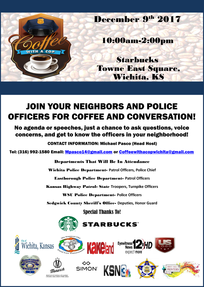 Coffee With a Cop 2017